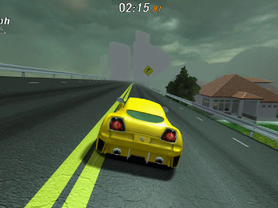 PC Game Crazy Cars Hit The Road