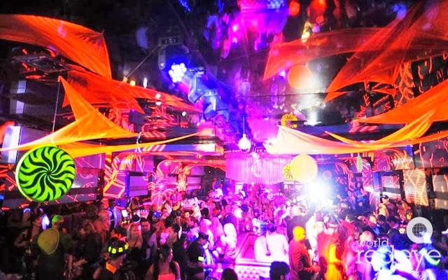 Halloween Miami Festas