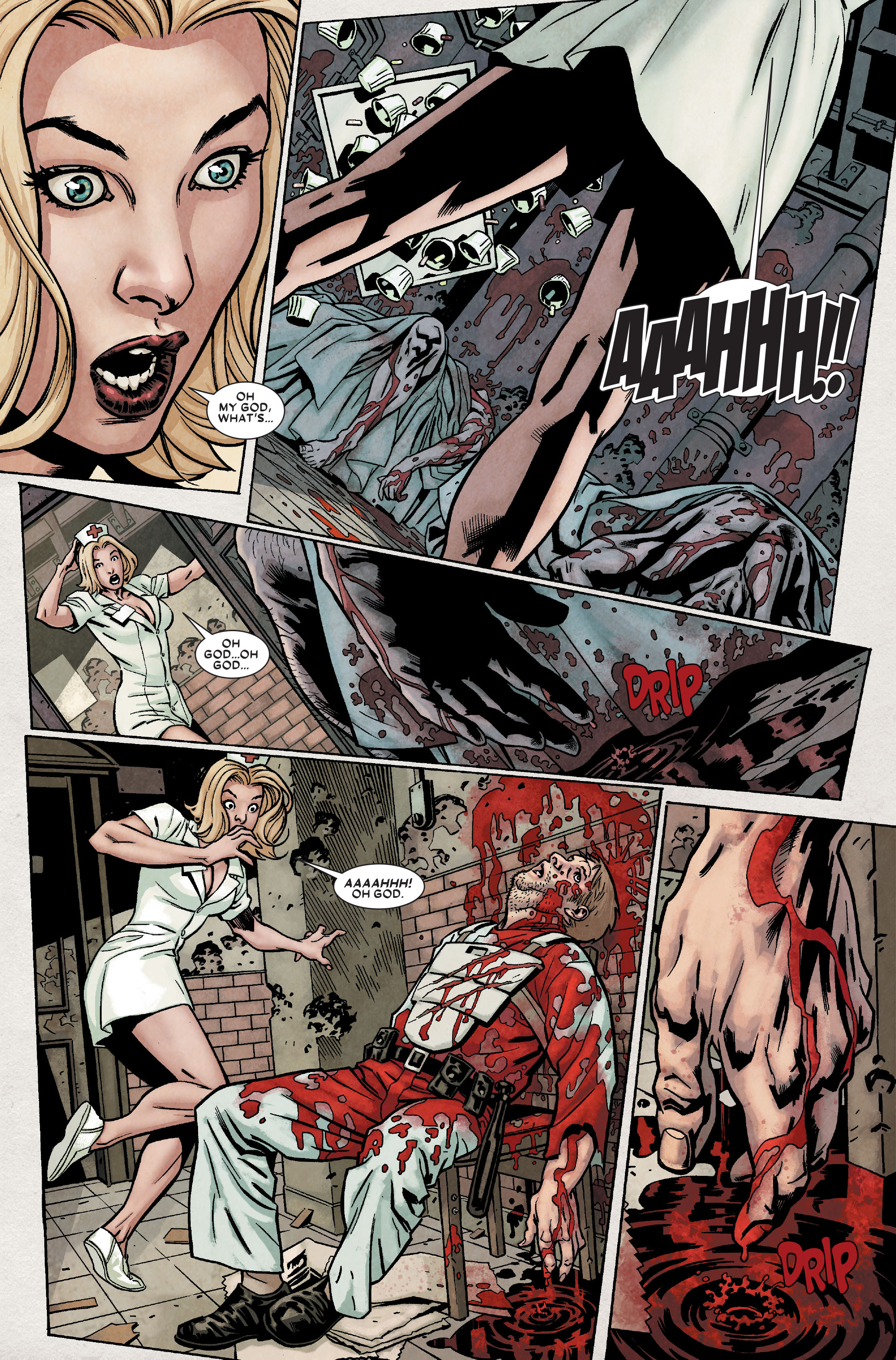 Wolverine: Weapon X #8 #9 - English 4