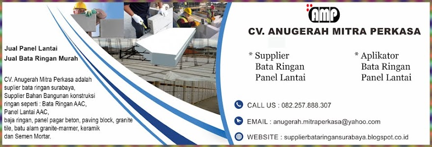 Supplier Bata Ringan Surabaya