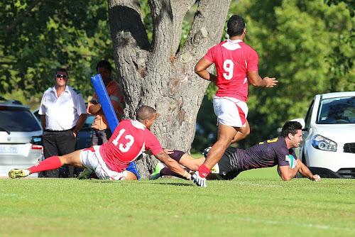 ICBC Pampas XV venció a Tonga A y clasificó a la final de la Pacific Cup