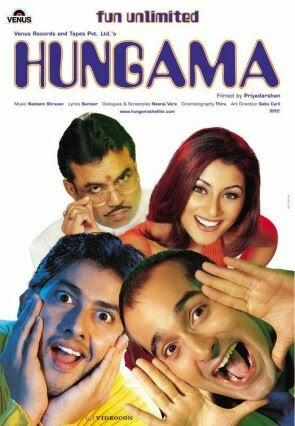 Hungama 2003 Hindi HDRip 720p 1.1GB