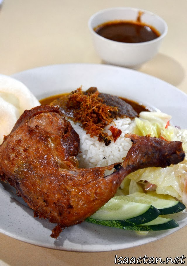 Nasi Kukus Mama Yu @ Oasis Food Court Midvalley Megamall