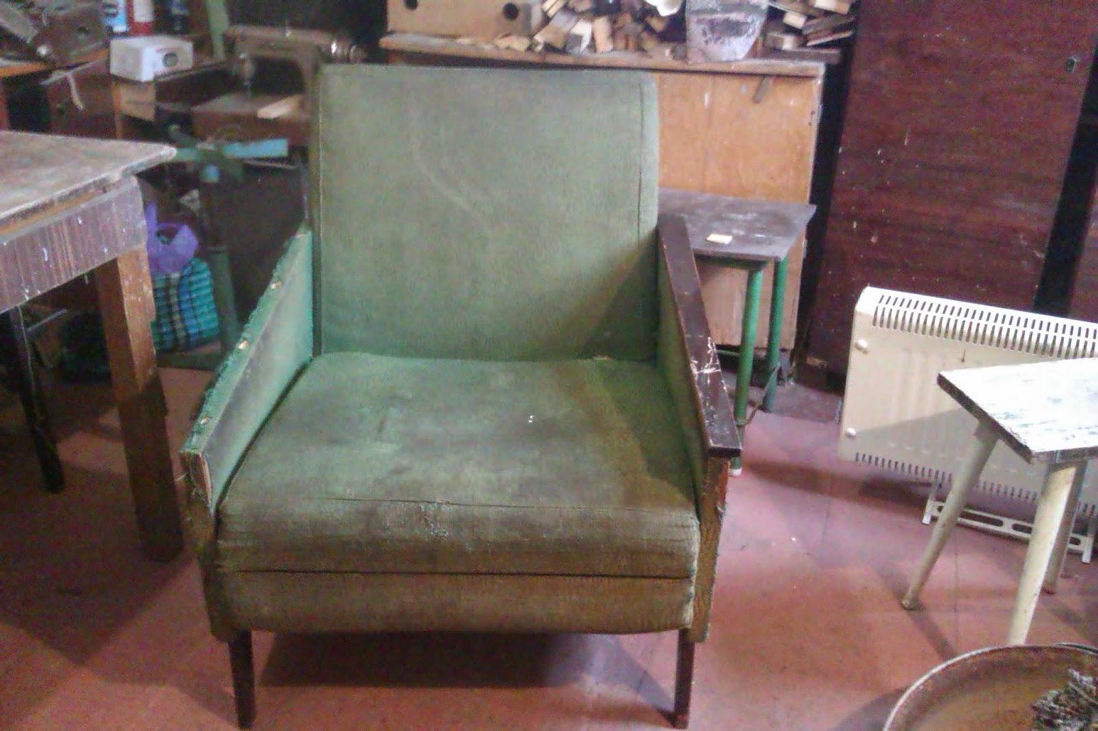 Ремонт кресла-кровать своими руками