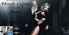 #Hash Glam