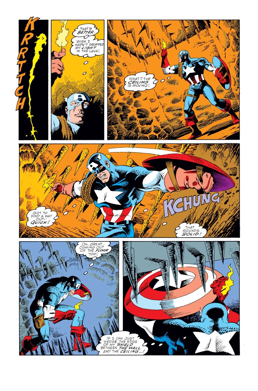 Captain America (1968) Issue #358 #291 - English 6