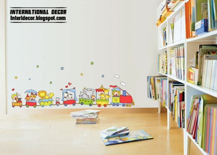 Wall Decorating Ideas For Children 39 S Room