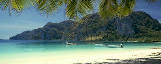 Tropic Island Wallpaper HD
