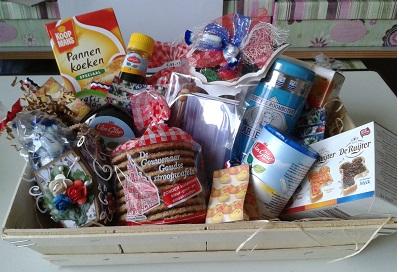 Hollands pakket maken
