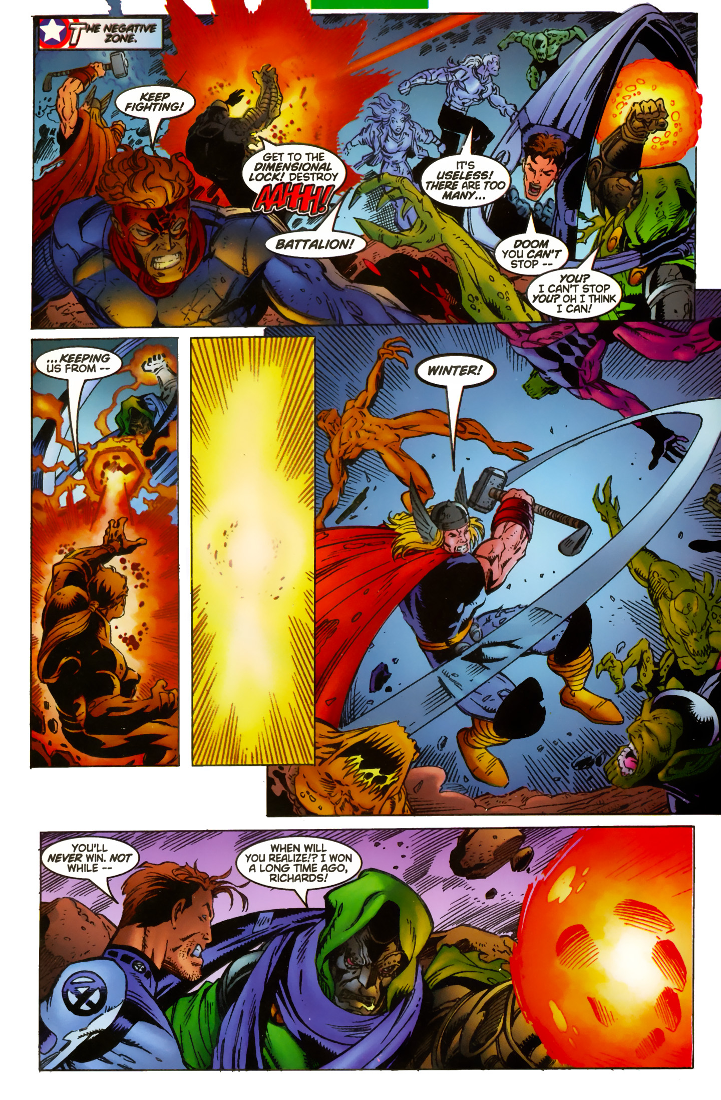 Captain America (1996) Issue #13 #19 - English 16