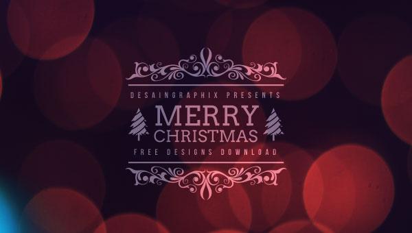 30  template desain tema hari natal atau christmas free