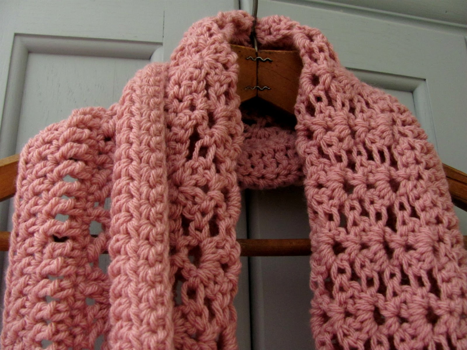 Lacy Crochet Scarf Pattern Awesome Decoration