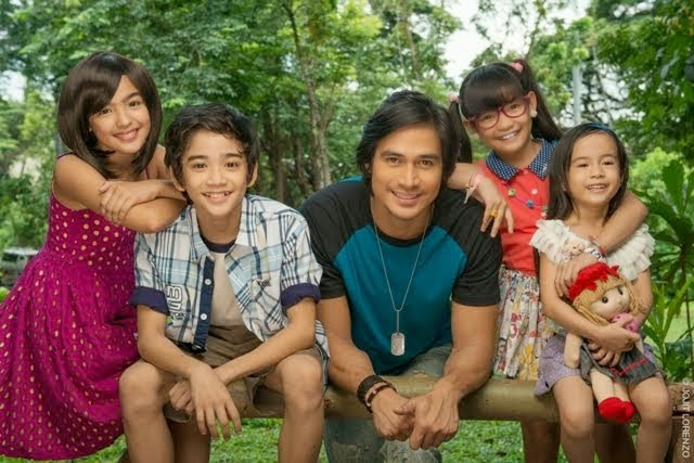 ABS-CBN's pilot episode of Hawak-Kamay starring Piolo Pascual
