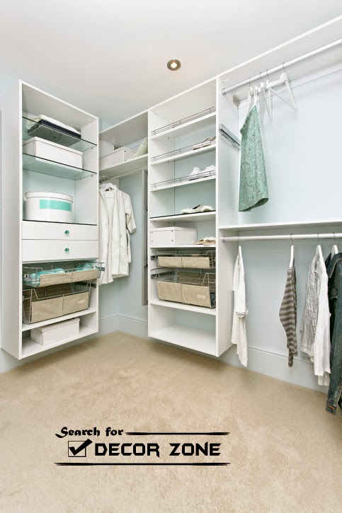 Modern Bedroom Storage Ideas With Shelves