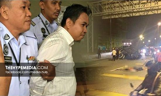 Tragedi DUKE 2 Pemandu Myvi Mengaku Tidak Bersalah