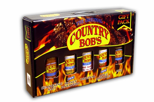 Enter the Country Bob's Sauce Giveaway. Ends 2/27
