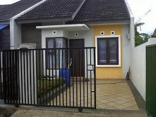 rumah minimalis type 60 modern
