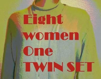 Eight Women One Twin Set