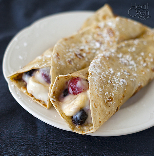 French Toast Wraps