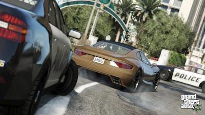 Grand Theft Auto 5 Cars