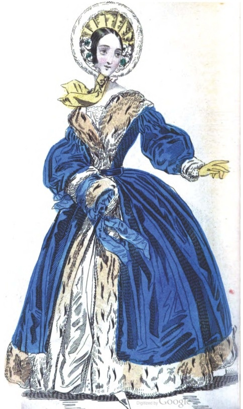 victorian fashion women