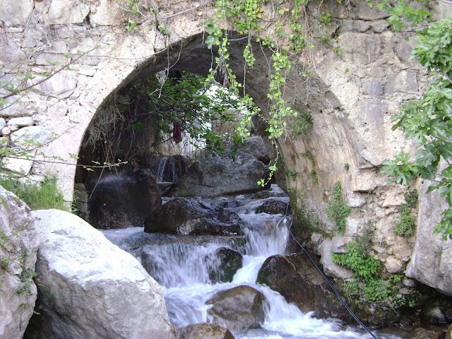 Ras el Maa (naciemitno del agua)