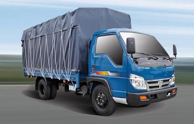 thuê xe tải chở hàng từ tphcm - pleiku