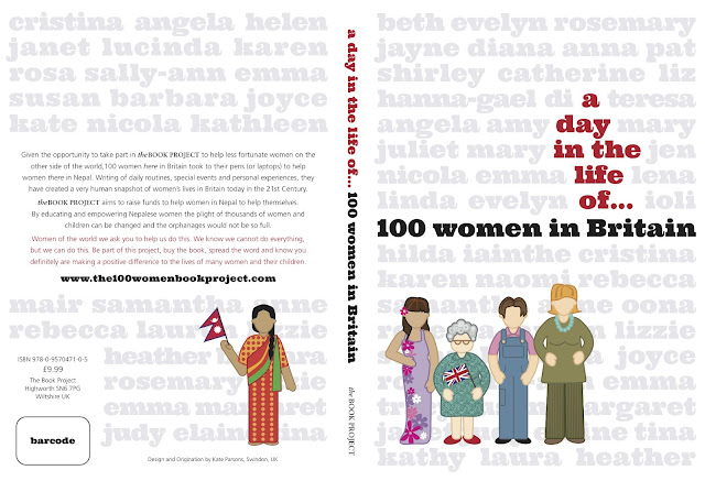 100 women book project