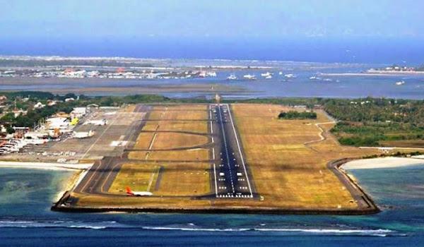 Bandara Internasional Ngurah Rai, Bali. ZonaAero