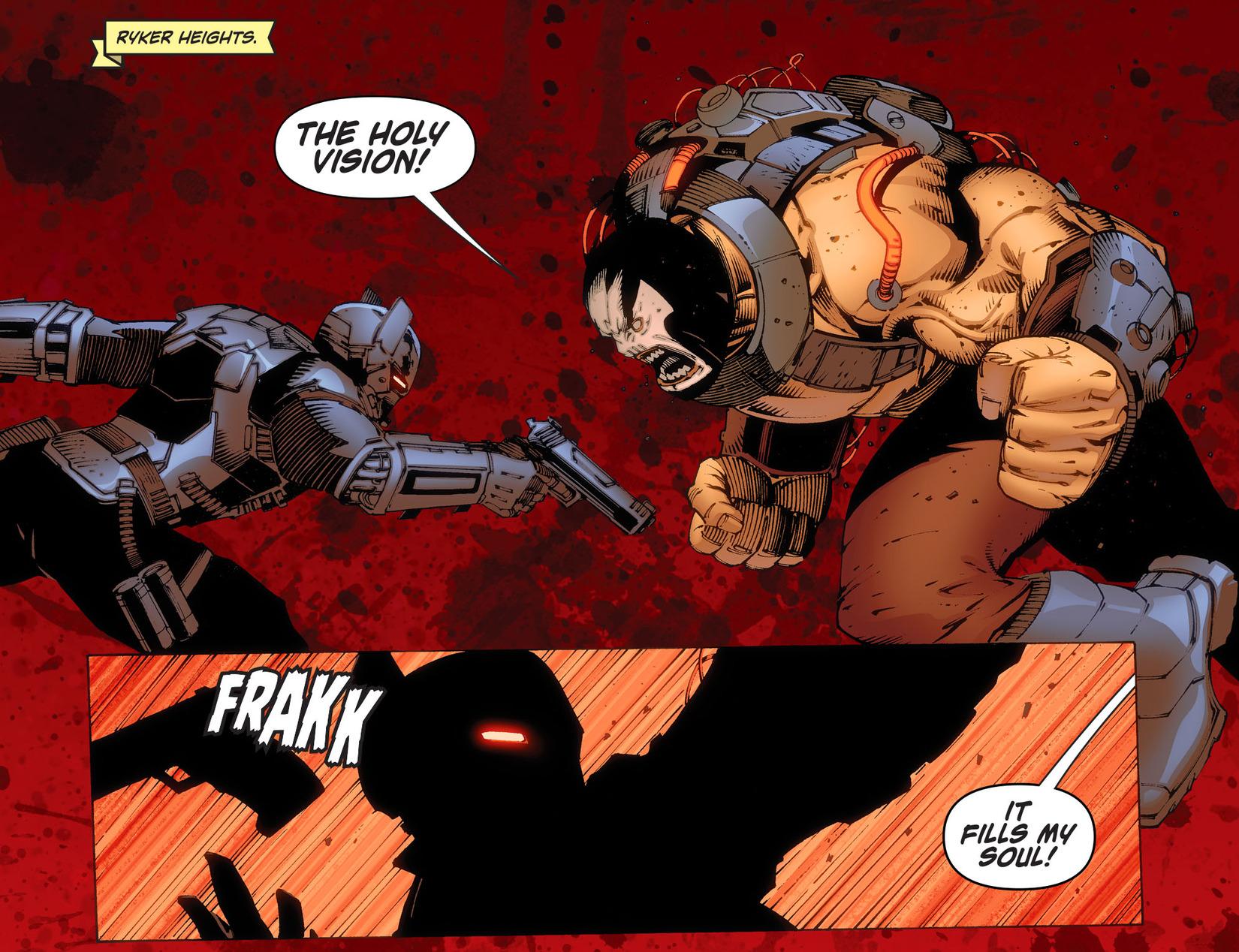 Batman: Arkham Knight [I] Issue #38 #40 - English 5