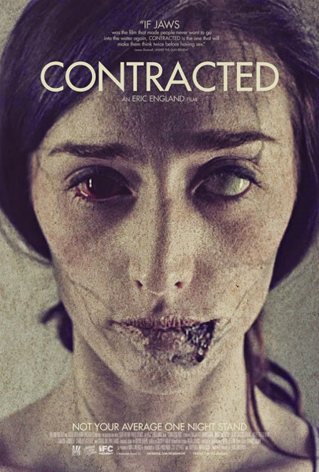 La película Contracted