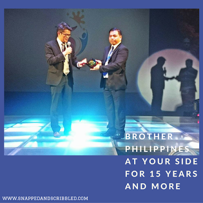 Brother Philippines At Your Side For 15 Years And More