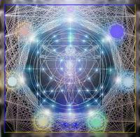 Człowiek witruwiański - Leonardo-da-Vinci - święta geometria