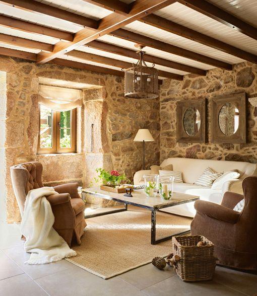Decoracion interior casa rural - Casas de campo decoracion interior ...