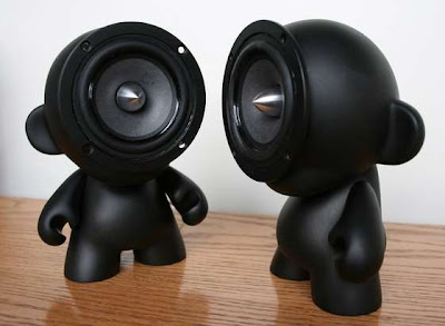 Unusual Speakers and Modern Speaker Designs (15) 1