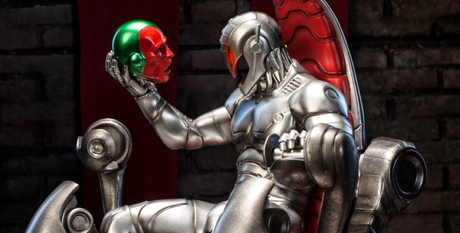"""SNEAK PEEK: """"Avengers: Age Of Ultron"""": Behold The 'Vision'"""