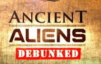 Portada documental Ancient Aliens Debunked