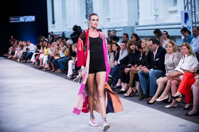 Gilles Ricard, Tresemme MFSHOW, Maybelline, Desfiles, Pasarela, Galeria de Cristal Palacio de Cibeles, Fashion Show