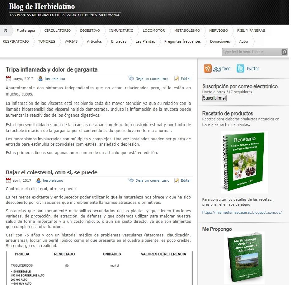 Blog de Herbielatino