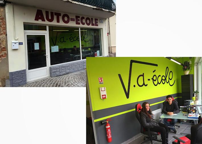 nouvelle boutique : auto ecole VA