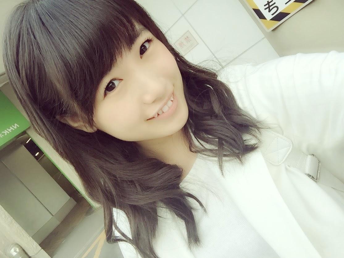 笑顔が可愛い朝長美桜