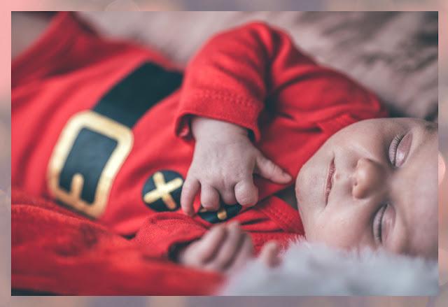 Sesja niemowlęca Weroniki