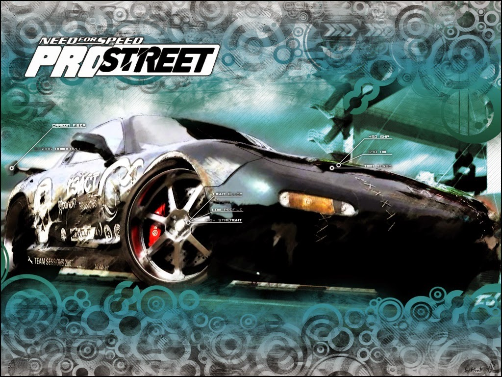 Need For Speed Pro Street PC