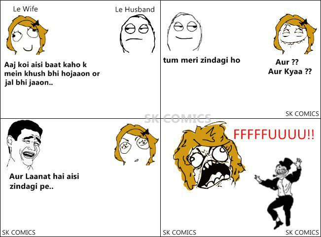 Troll Face Pictures Hindi / Urdu