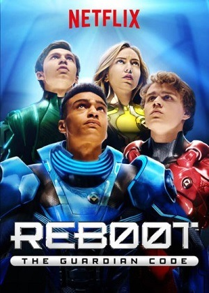 Reboot - Os Guardiões do Sistema Séries Torrent Download capa