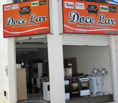 Loja de Móveis e eletrodomésticos, DOCE LAR