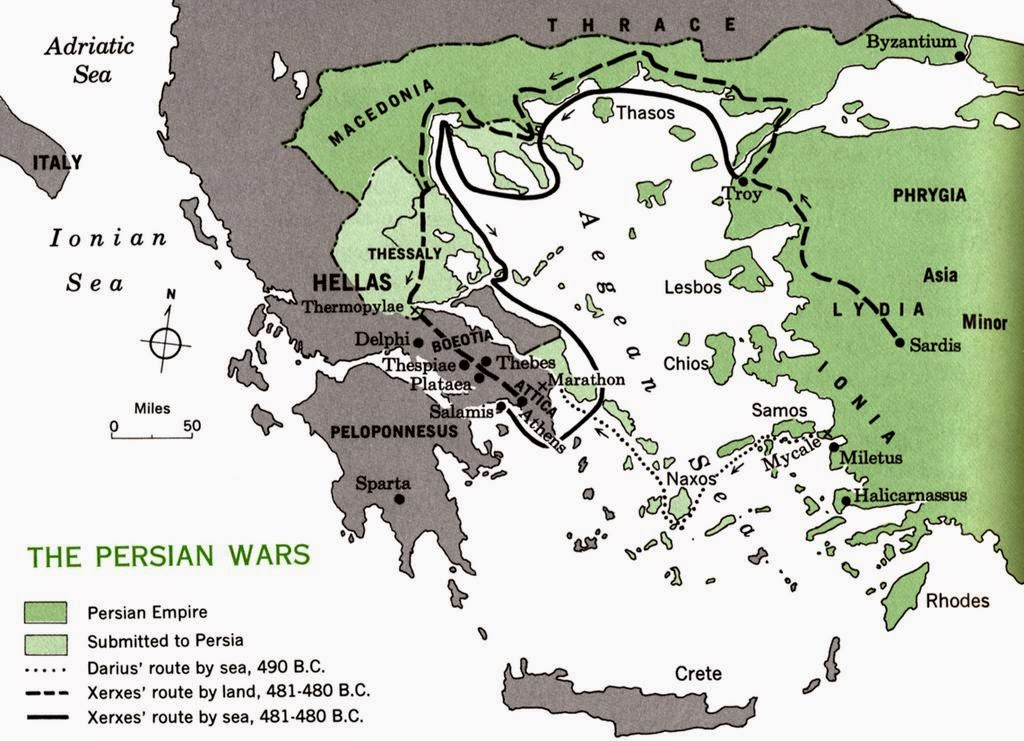 Ancient greece and the persian wars gumiabroncs Choice Image