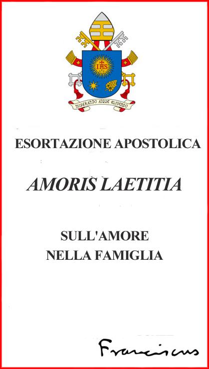 L'Amoris laetitia letta senza fretta.