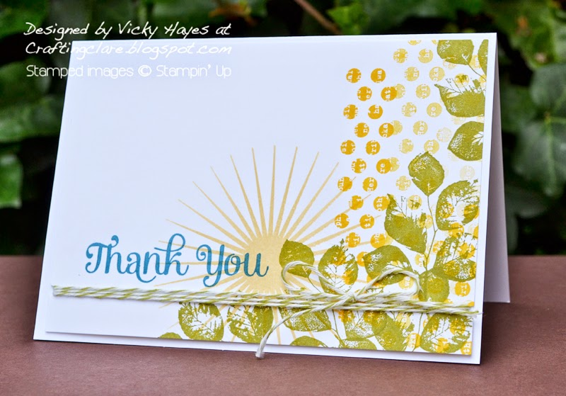Buy Kinda Eclectic by Stampin' Up online from Vicky Hayes UK independent Stampin' Up demo
