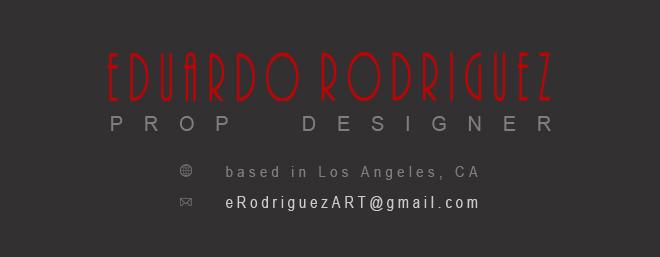 Eduardo Rodriguez_Prop Design